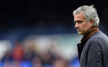 Mou Sosok Tepat untuk Memimpin United