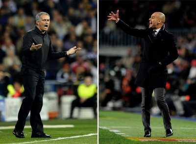 Laga Guardiola vs Mourinho Siap Tersaji di China