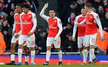 Arsenal Akan Hijrah ke Amerika Serikat