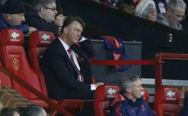 Masa Depan Van Gaal Tidak Dibahas Bos United