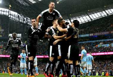 Van Gaal Bicara Peluang Juara Leicester