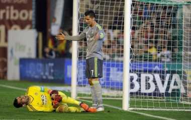 Jangan Pernah Buat Ronaldo Marah