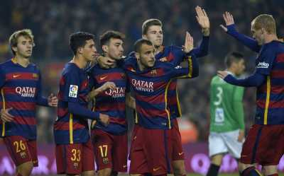 Madrid Takut Barcelona Juara di Santiago Bernabeu