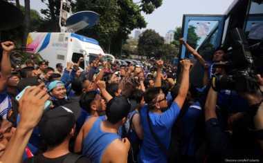 Animo Bobotoh Luar Biasa, Tiket Persib vs Bali United Ludes