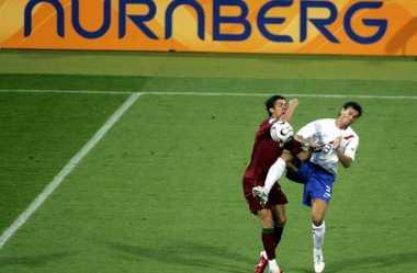 Mengenang Tekel Horor terhadap Ronaldo