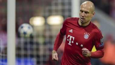 Robben Bantah Ikut Guardiola ke City