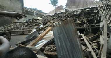 TNI AU Bakal Perbaiki Rumah yang Disambar Super Tucano