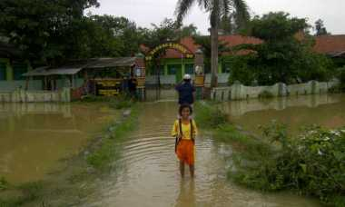 Pasca-Banjir, Tujuh Sekolah di Sampang Diliburkan