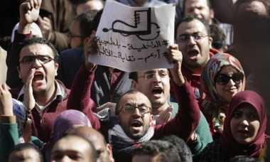 Dua Kolega Dianiaya Polisi, Ribuan Dokter Mesir Ancam Mogok