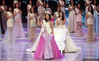 Harapan Maria Harfanti untuk Miss Indonesia 2016