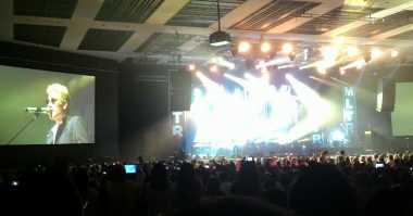 MLTR Bangga Hibur Malam Valentine Warga Jakarta