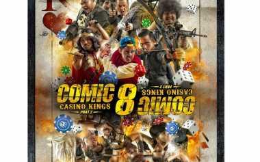 Comic 8 Casino Kings Part 2 Siapkan Milyaran untuk Promosi