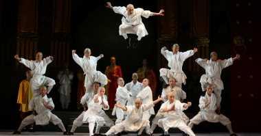 Teater Shaolin Kembali Hadir di Indonesia