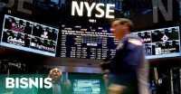 Akhir Pekan, Wall Street Alami Penguatan