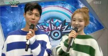 Park Bo Gum Beri Irene Kado Spesial Valentine