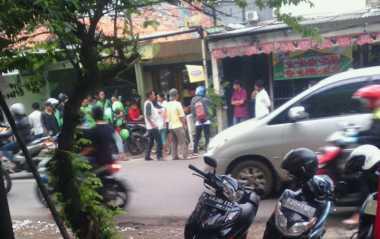 Keluarga Tahu Kabar Reonaldo Ditembak dari Grup WA Go-Jek