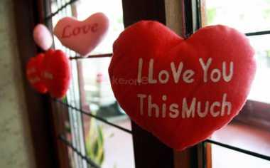 Ribuan Pelajar Deklarasi Tolak Perayaan Valentine Day