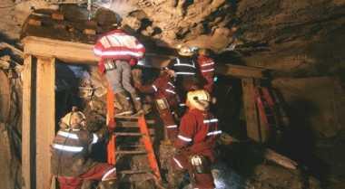 Terowongan Runtuh, Satu Orang Terjebak Selama Enam Hari