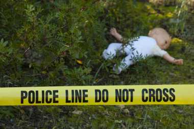 Mayat Balita di Pantai Kuta Berjenis Kelamin Perempuan