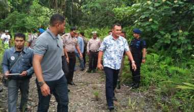 Polda Papua Buru Penyebar Foto Penganiayaan Pelaku Pencabulan