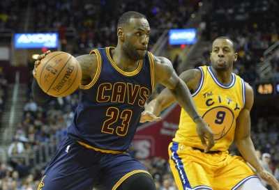 LeBron James Puji Kemampuan Kobe Bryant