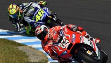 Ducati Lebih Bertenaga Ketimbang Yamaha