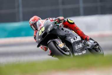 Ducati Kerjasama dengan Kerangka Motor Marquez