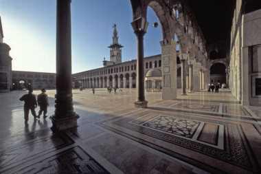 Mengagumi Kota Islam Tertua di Damaskus