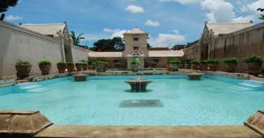 Eksotis Istana Air Tamansari Ngayogyakarta