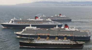 Kapal Titanic II Berlayar 2018