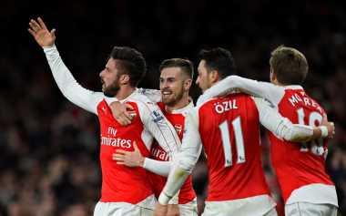 Hadapi Leicester, Arsenal dalam Tekanan Besar