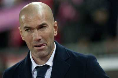 Zidane Tak Keberatan Melihat Barca Juara