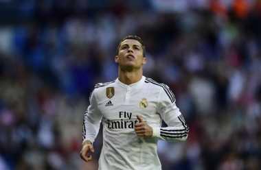 Ronaldo Cetak Gol Kedua