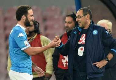 Cara Pelatih Napoli Bangkitkan Kemampuan Higuain