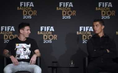 Messi Jauh Lebih Baik ketimbang Ronaldo
