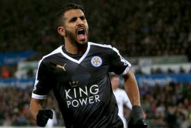 Bintang Leicester Tertarik Gabung Barca