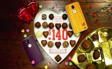 Menjelang Valentine, Ratusan Warga Datangi Kampung Cokelat
