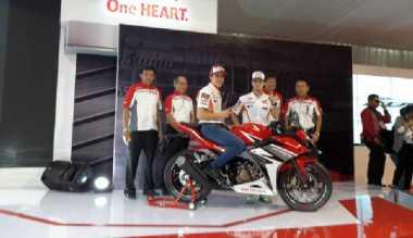 Alasan Honda Gandeng Marquez & Pedrosa Luncurkan CBR 150R di Sentul