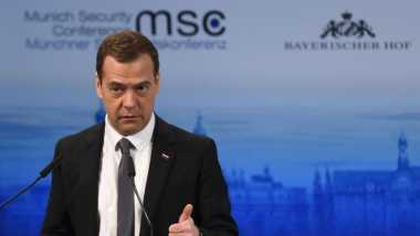 Rusia Tuduh Negara Barat Ciptakan Perang Dingin Baru