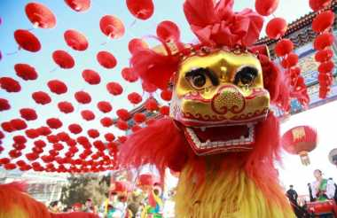 Libur Imlek Berakhir, Arus Balik ke Beijing Mulai Ramai
