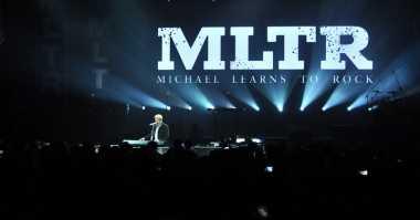 MLTR Kenalkan Single Baru di Konser Valentine
