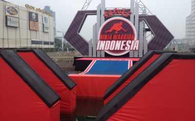 Sesaat Lagi, Sasuke Ninja Warrior Indonesia Sajikan Keseruan