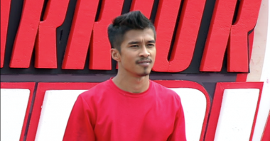 Penakluk Tujuh Puncak Gunung Lolos Semifinal Ninja Warrior