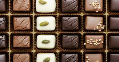 Fantastis, Cokelat Emas Edisi Valentine Dibanderol Rp3,6 Juta