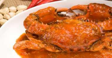Kepiting Ternyata Bukan Makanan Ideal saat Kencan