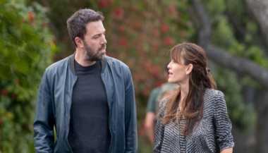 Ben Affleck dan Jennifer Garner Rayakan Valentine Bersama
