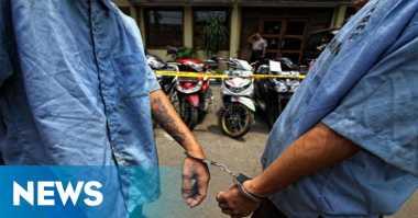 Warga Tangerang Dibegal, Bokir dan Unyil Ditangkap