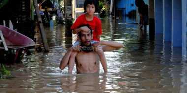Berikut Beberapa Titik Banjir di Jakarta