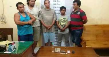 Jual Sabu, Oknum Polisi Binjai Ditangkap Petugas