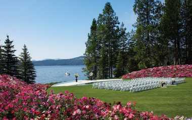 Coeur d'Alene, Resort Pernikahan Termewah saat Valentine